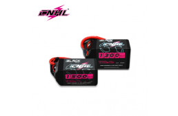 CNHL BLACK SERIES COMBO BATTERY 1300MAH 22.2V and 1500MAH 14.8V