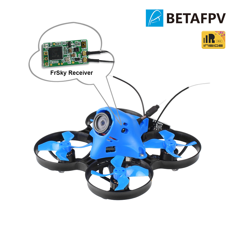 BETAFPV 75X HD Whoop Quadcopter 3S built in FrSky Receiver