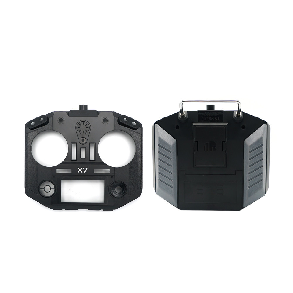 FrSky 2.4GHz Taranis Q X7 ACCESS Transmitter Shell Black & White Color