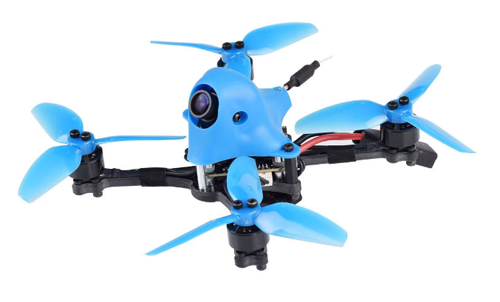 The Beta FPV HX115 115mm HD Toothpick Drone built-in FrSky RXSR receiver, which can be found in the Horus RC website, is a freestyle drone capable of recording videos in HD. This drone is equipped with a customized high-definition camera and made of light carbon fiber structure, which turns it into the best small FPV quadcopter in its category.