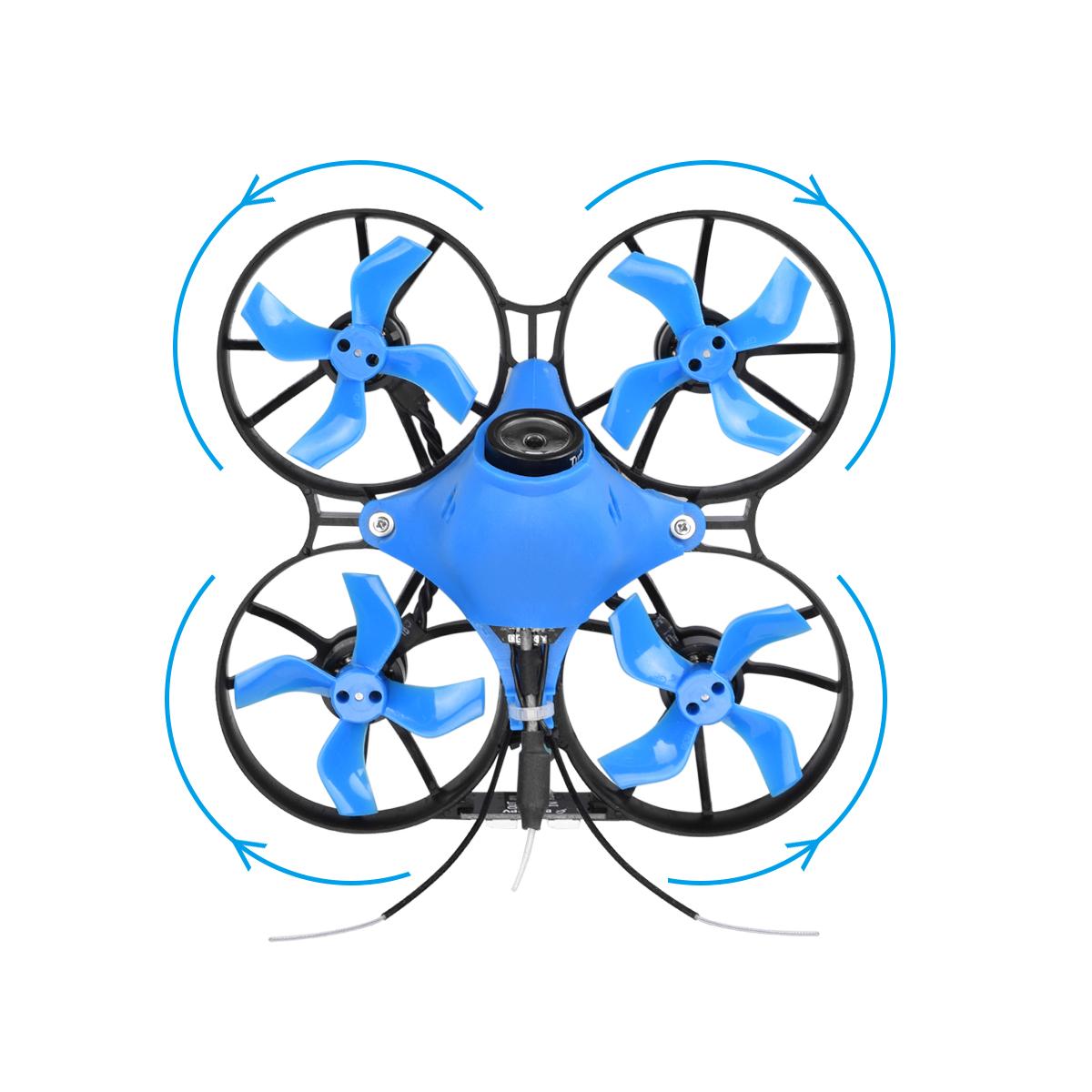 Quadcopter Motor Direction